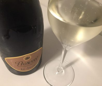 I´ll be there in a prosecco!